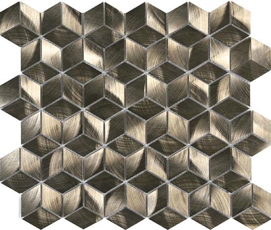 Aluminum - Metal Mosaics